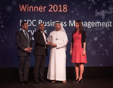 MDC BMS won two recognitions for their newly setup Business Pool Cloud Platform